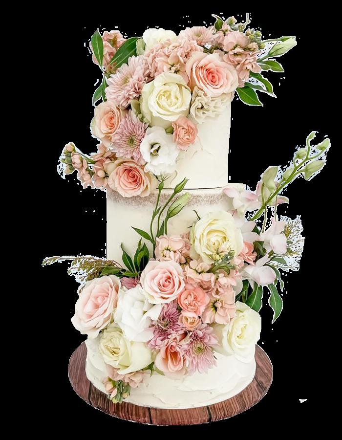 Wedding Cakes custom made brisbane