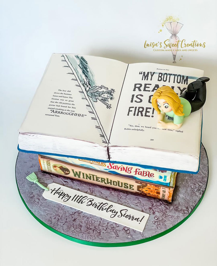 Frequently asked questions about cake by Luisas Sweet Creations