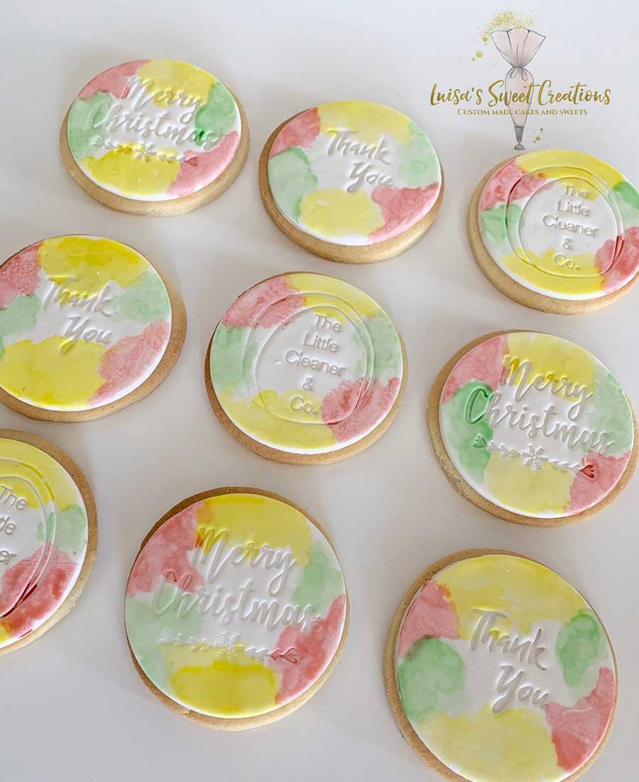 Corporate Cookies by Luisas Sweet Creations