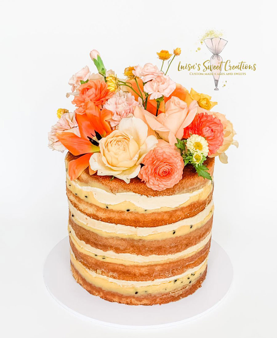 cake flavours for buttercream cakes and fondant cake flavours by Luisas Sweet Creations